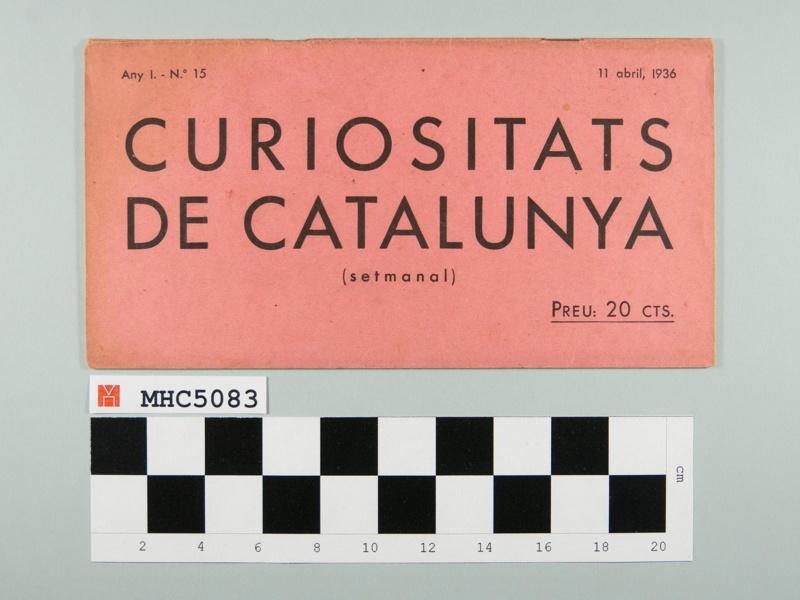 Curiositats de Catalunya.
