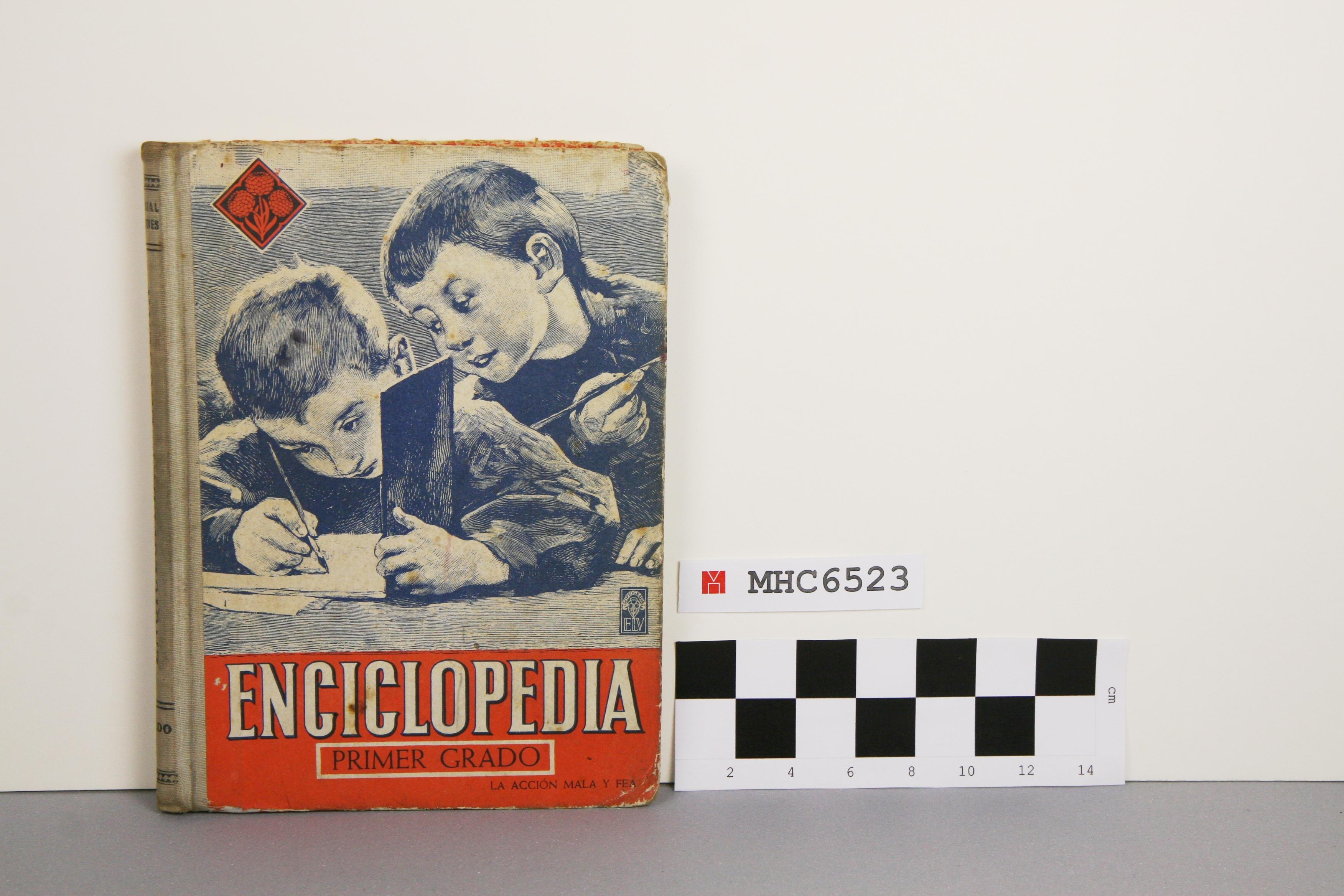 Enciclopedia. Primer Grado.
