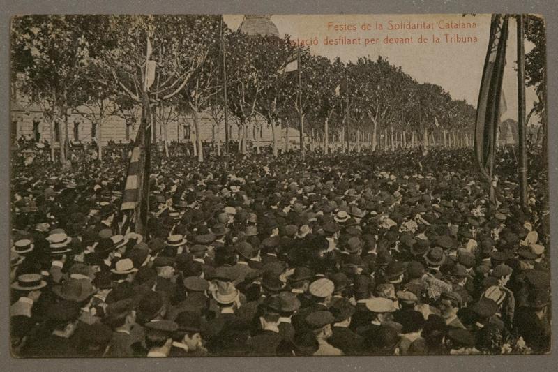 Festes de la Solidaritat Catalana.