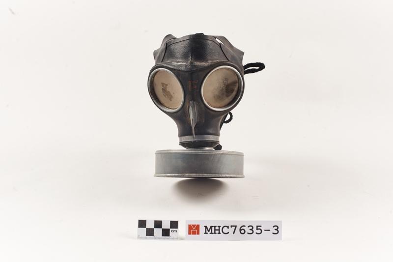 Filtre de la màscara antigàs alemana Model VM40