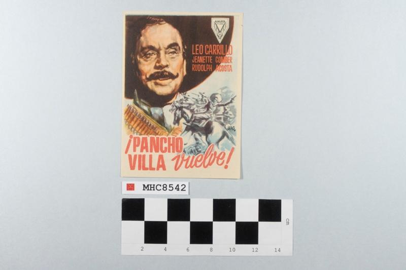 ¡Pancho Villa vuelve!