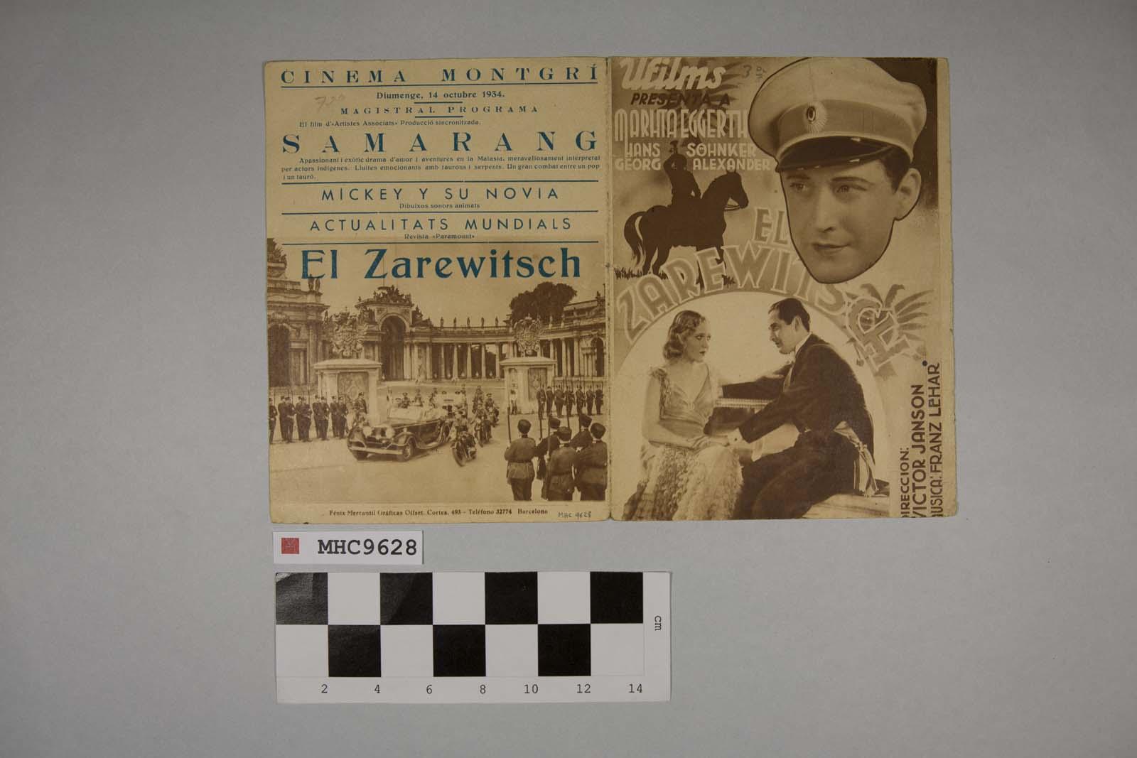 El Zarewitsch