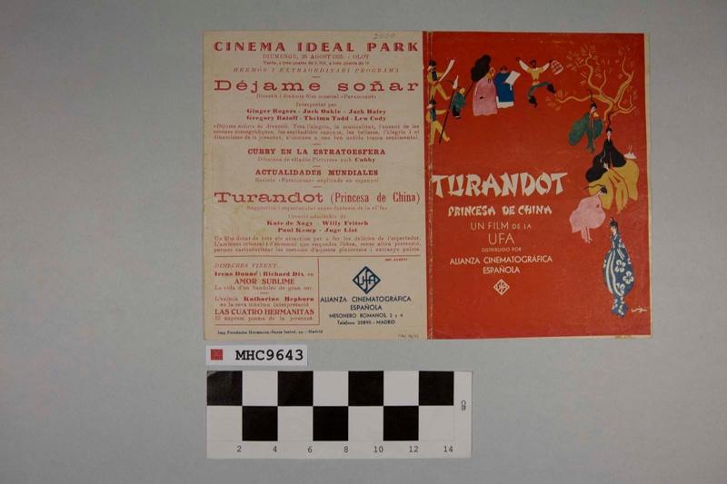 Turandot (Princesa de China)