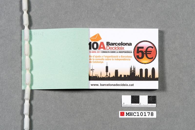 """Bo d'ajuda """"10A Barcelona Decideix"""""""