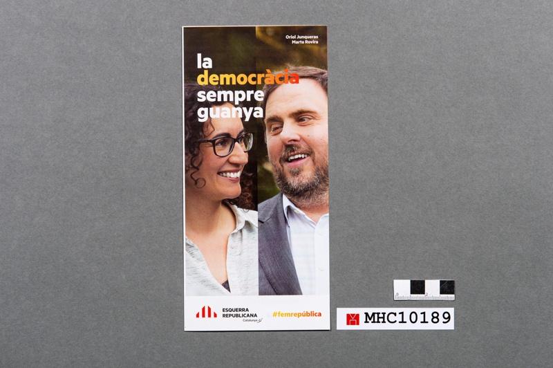 La democràcia sempre guanya